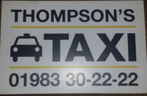 Thompson's Taxis