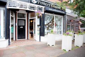 Pottery Corner