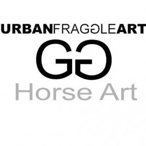 Urban Fraggle Horse Art