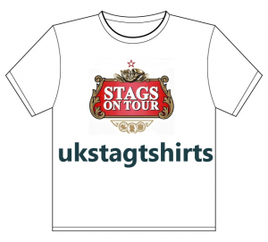 UK stag t shirts