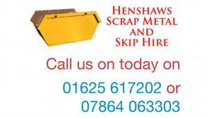 Henshaws Scrap Metal