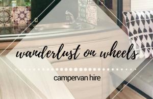 Wanderlust on Wheels Campervan Hire