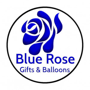 Blue Rose Gifts & Balloons