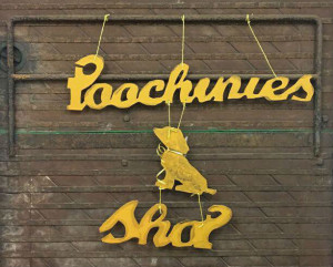 Poochinies Little Dog Shop