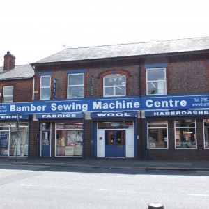 Bamber Sewing Machines Ltd