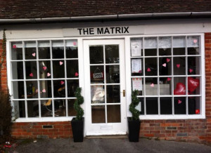 The Matrix Hair Salon