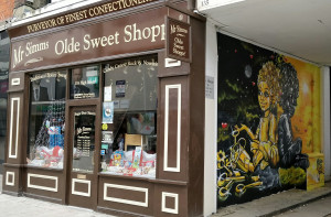 Mr Simms Olde Sweet Shoppe Bromley