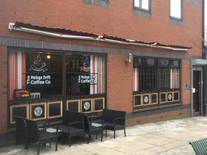 Malaga Drift Coffee Lounge & Bar