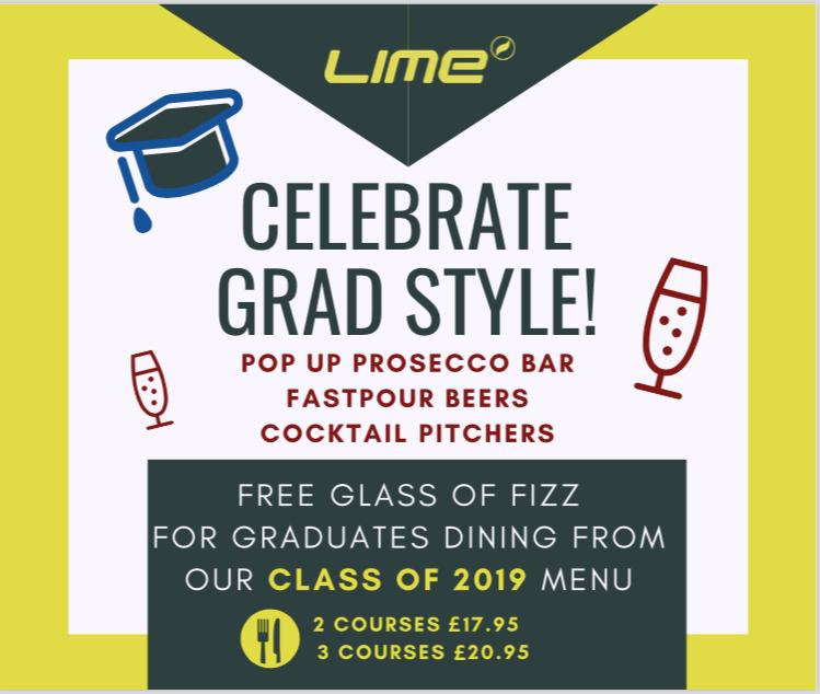 Celebrate Grad Style