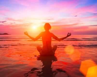 Friday morning meditation