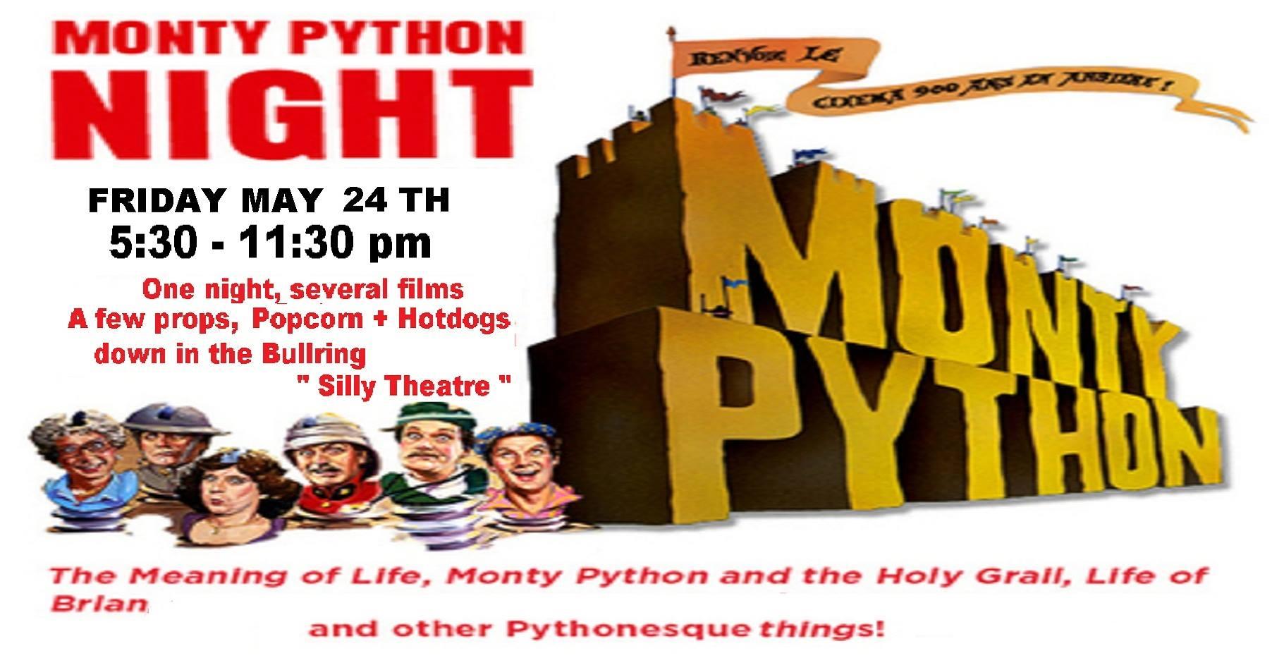 Monty Python Night