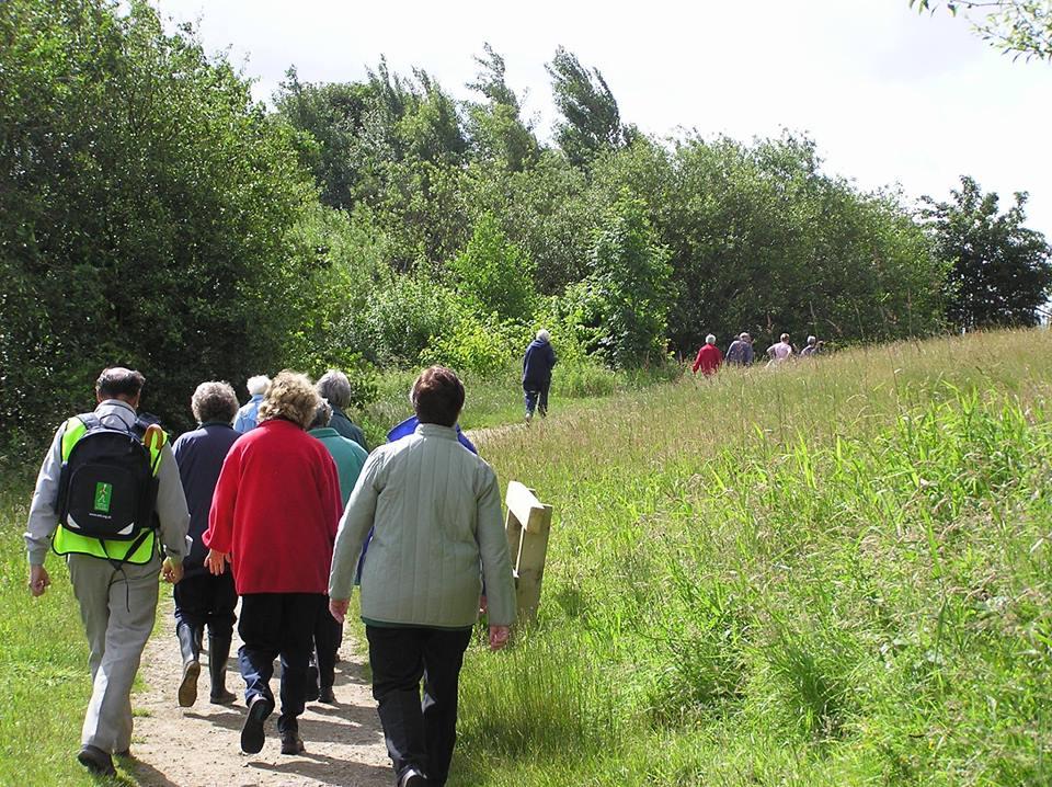Peel Park Health Walk